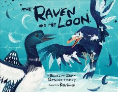 Bookjacket for The Raven and the Loon