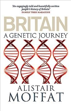 Bookjacket for  Britain: a genetic journey