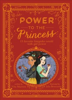 Bookjacket for  Power to the Princess