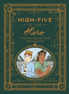 Bookjacket for  High-five to the Hero