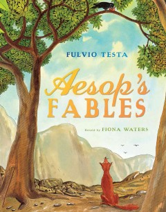 Bookjacket for  Aesop's Fables