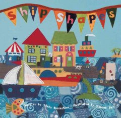 Bookjacket for  Ship Shapes