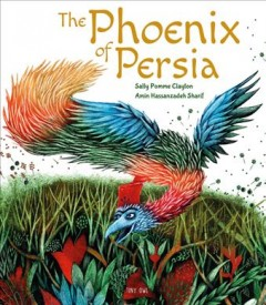Bookjacket for The Phoenix of Persia