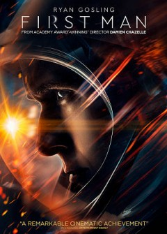 bookjacket for  First man