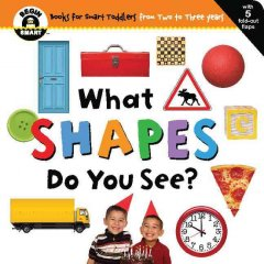 Bookjacket for  What Shapes Do You See?