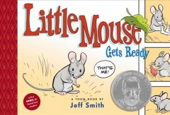 Bookjacket for  Little Mouse Gets Ready