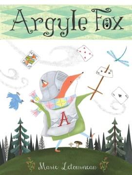 Bookjacket for  Argyle Fox
