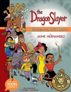 Bookjacket for The Dragon Slayer