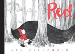 Bookjacket for  Red