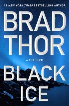 Bookjacket for  Black Ice