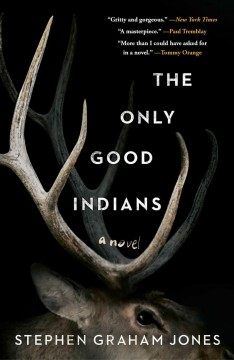 Bookjacket for The only good Indians