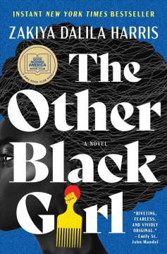 Bookjacket for The Other Black Girl