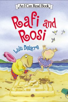 Bookjacket for  Rafi and Rosi