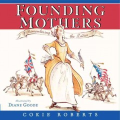 bookjacket for Founding mothers