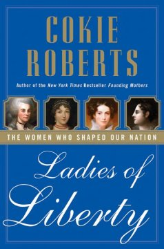 bookjacket for Ladies of liberty