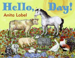 Bookjacket for  Hello, Day!