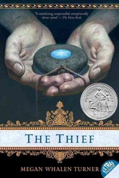 Bookjacket for The Thief