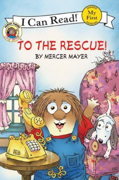 Bookjacket for  To the rescue!