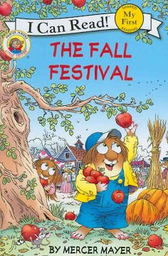 Bookjacket for The fall festival