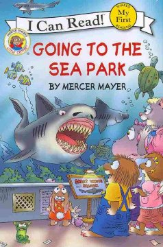 Bookjacket for  Going to the Sea Park