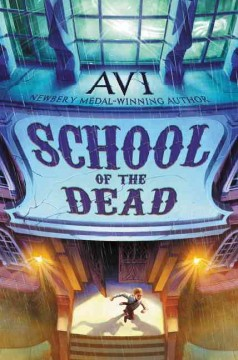 Bookjacket for  School of the Dead