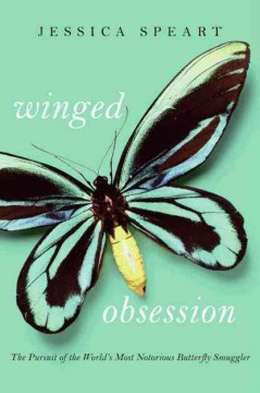 Bookjacket for  Winged obsession