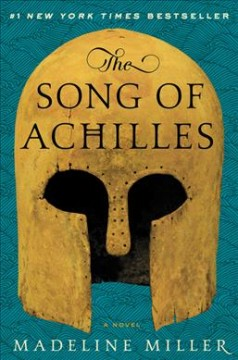 Bookjacket for The Song of Achilles