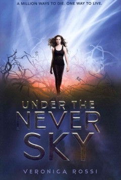 Bookjacket for  Under the Never Sky