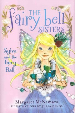 Bookjacket for  Sylva and the Fairy Ball