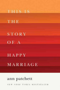 Bookjacket for  This Is The Story Of A Happy Marriage