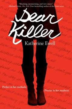 Bookjacket for  Dear Killer
