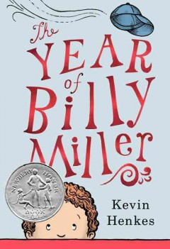 Bookjacket for The Year of Billy Miller