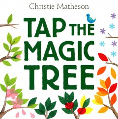 Bookjacket for  Tap the magic tree