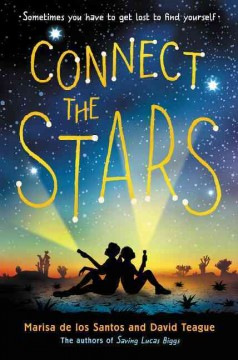 Bookjacket for  Connect the Stars