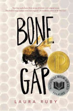 Bookjacket for  Bone Gap