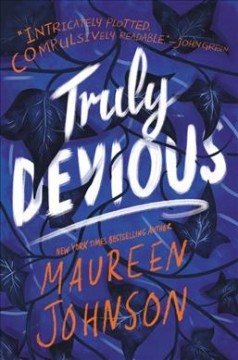 Bookjacket for  Truly Devious