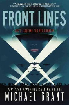 Bookjacket for  Front Lines