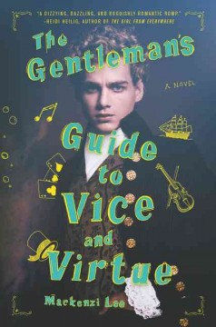Bookjacket for The Gentleman's Guide to Vice and Virtue