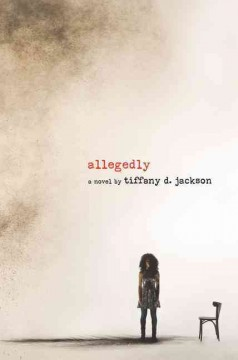 Bookjacket for  Allegedly