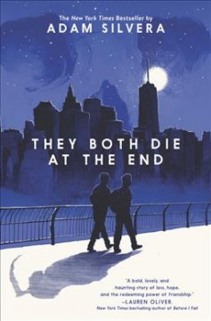 Bookjacket for  They Both Die at the End