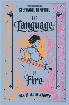 Bookjacket for The Language of Fire