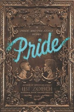 Bookjacket for  Pride