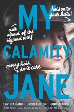 Bookjacket for  My Calamity Jane