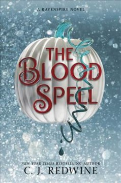 Bookjacket for The Blood Spell