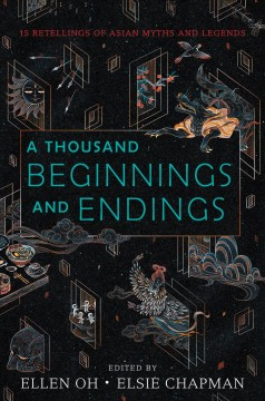 Bookjacket for A Thousand Beginnings and Endings