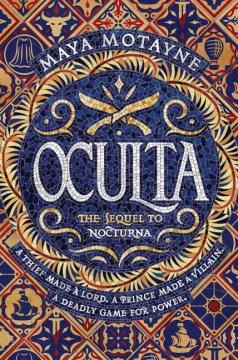 Bookjacket for  Oculta