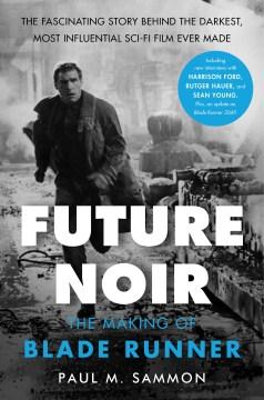 bookjacket for Future noir [eBook]