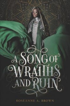 Bookjacket for A Song of Wraiths and Ruin