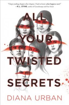 Bookjacket for  All Your Twisted Secrets