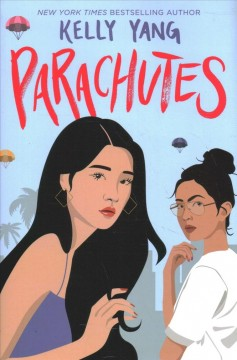 Bookjacket for  Parachutes